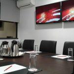 Αίθουσες συνεδριάσεων.