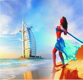 Οργάνωση ταξιδιού στο Ντουμπάι