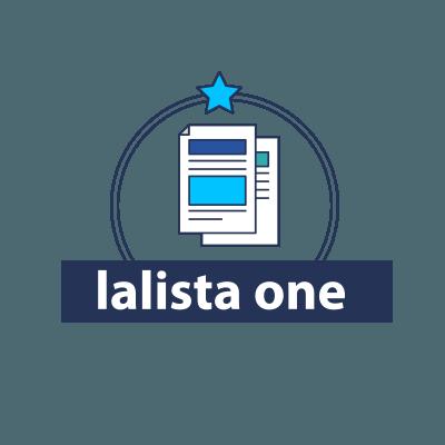 lalista one βασικό πακέτο