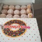 Φρέσκα και αφράτα donuts