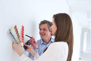 Χρώματα για τους τοιχους για αύξηση της εργασιακής απόδοσης