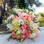 Ανθοδέσμες νύφης