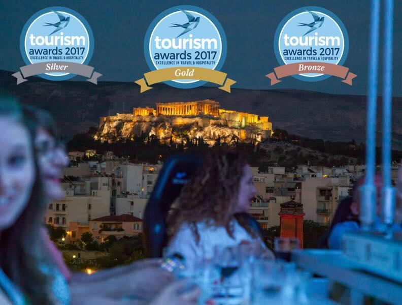 Dinner in the Sky βραβεία.
