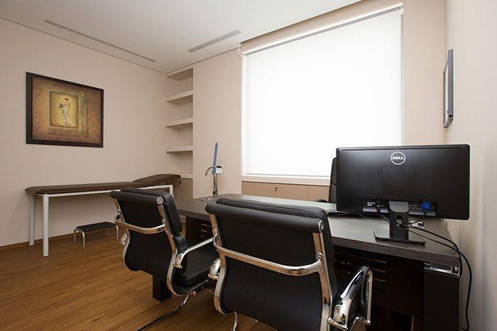 Γραφείου του ιατρού Δημητριάδη.
