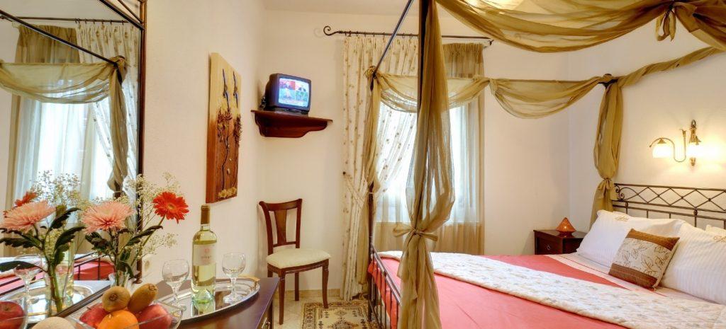 Δωμάτιο στον ξενώνα.
