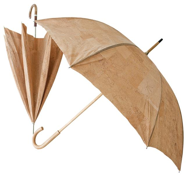 Ομπρέλα από φελλό.