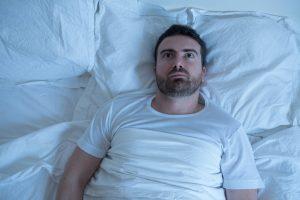 Προσπάθεια για ύπνο από το στρες