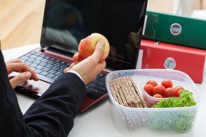 Διατροφή στον εργασιακό χώρο