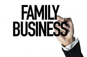 Οικογενειακές επιχειρήσεις