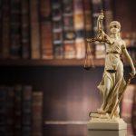 Άγαλμα της δικαιοσύνης
