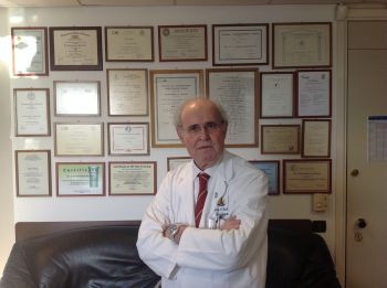 Ο χειρουργός Κούρτης Κωνσταντίνος