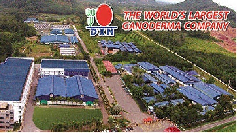 DXN εταιρεία συμπληρωμάτων διατροφής
