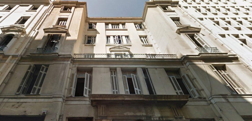 Μερική ανακαίνιση επαγγελματικού κτιρίου