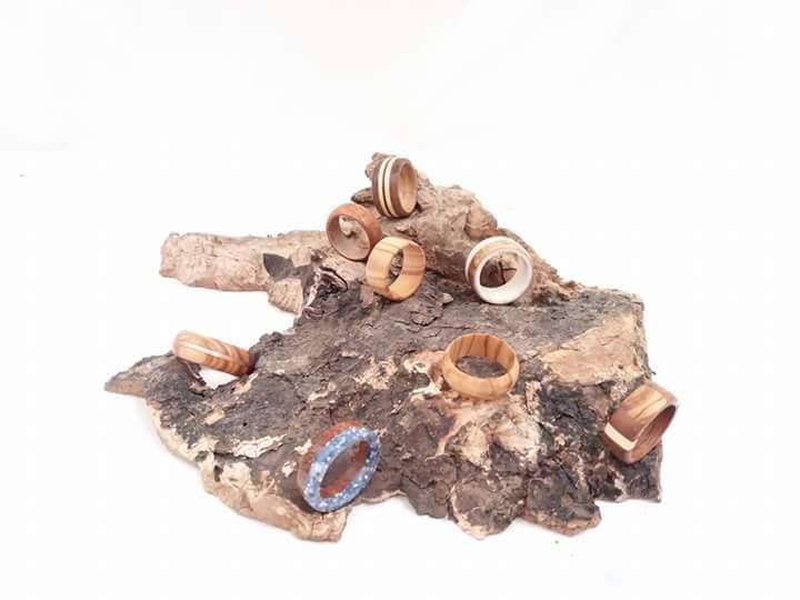Ξύλινη κατασκευή - Μικροαντικείμενα
