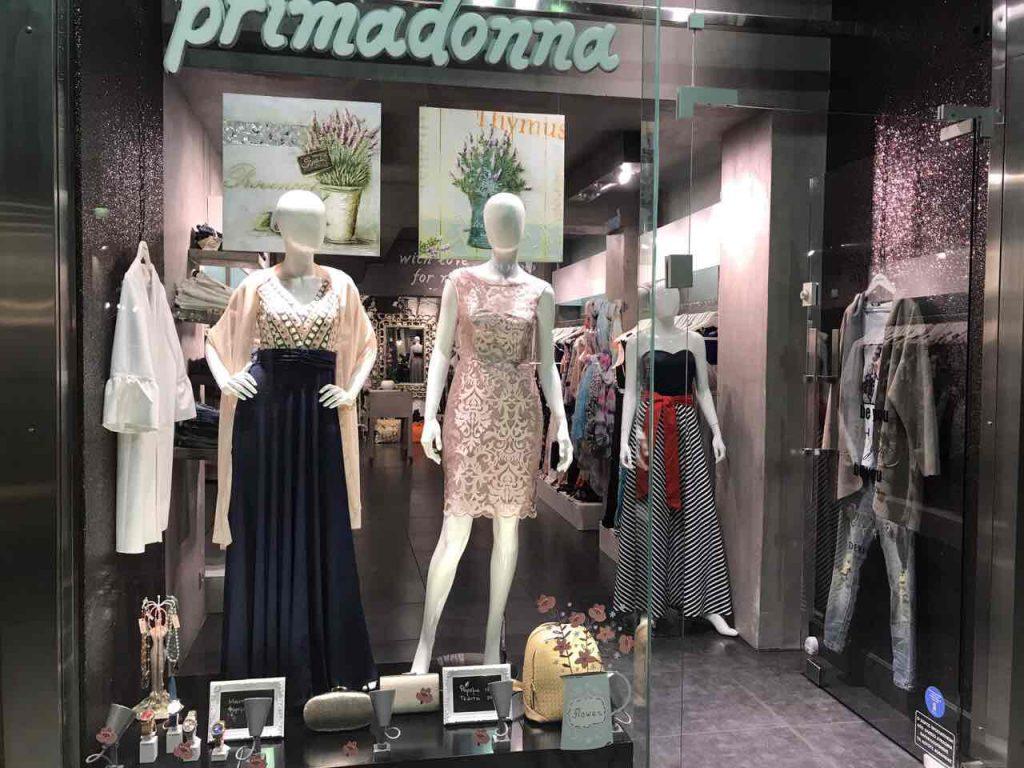 Κατάστημα Prmaddona.