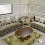Νεοκλασσικό σαλόνι.