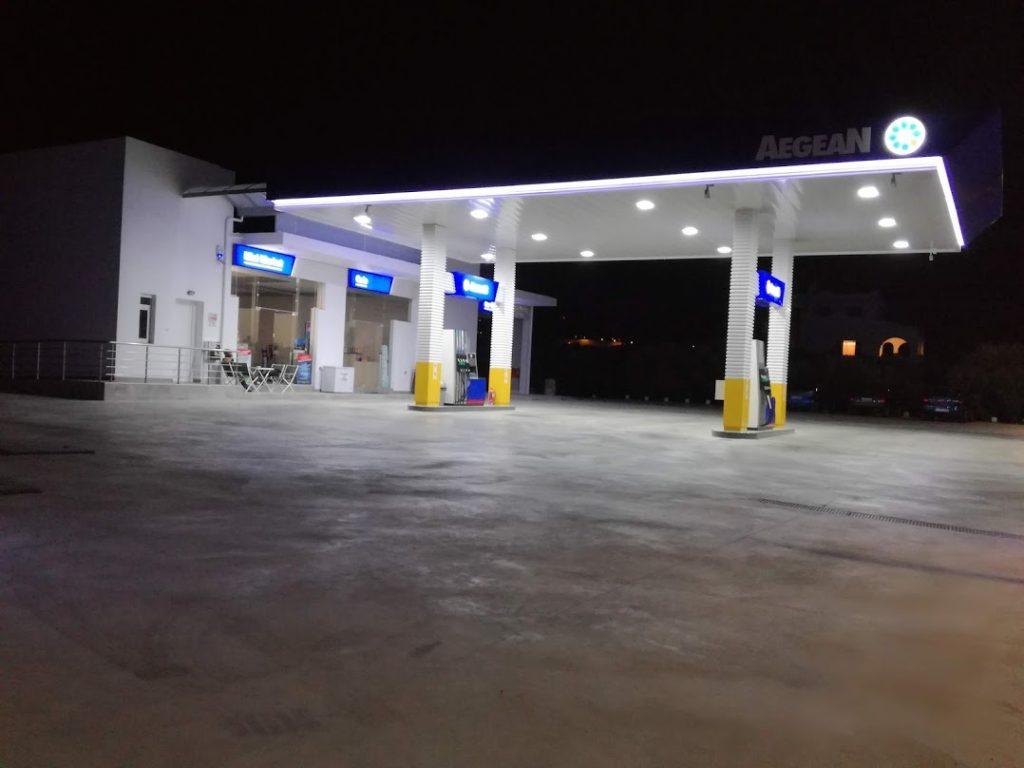 Βενζινάδικο - Πρατήριο καυσίμων Κρήτη Ηράκλειο
