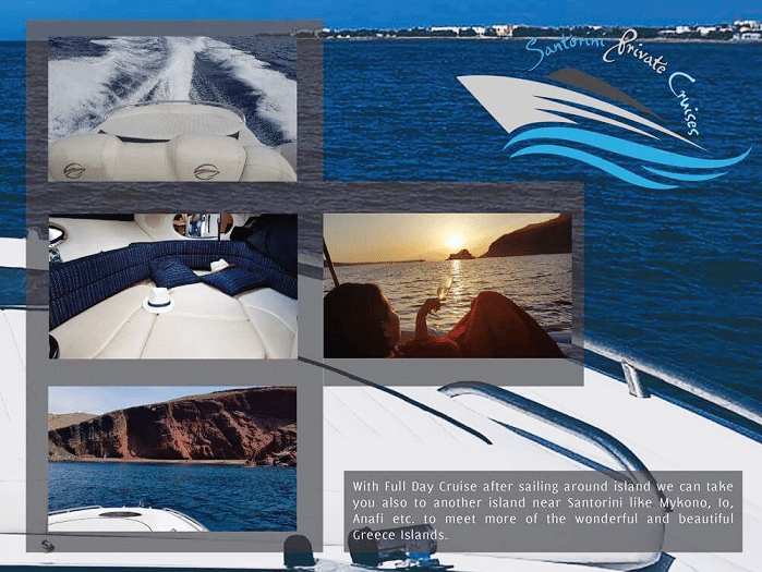 Santorini Private Cruises